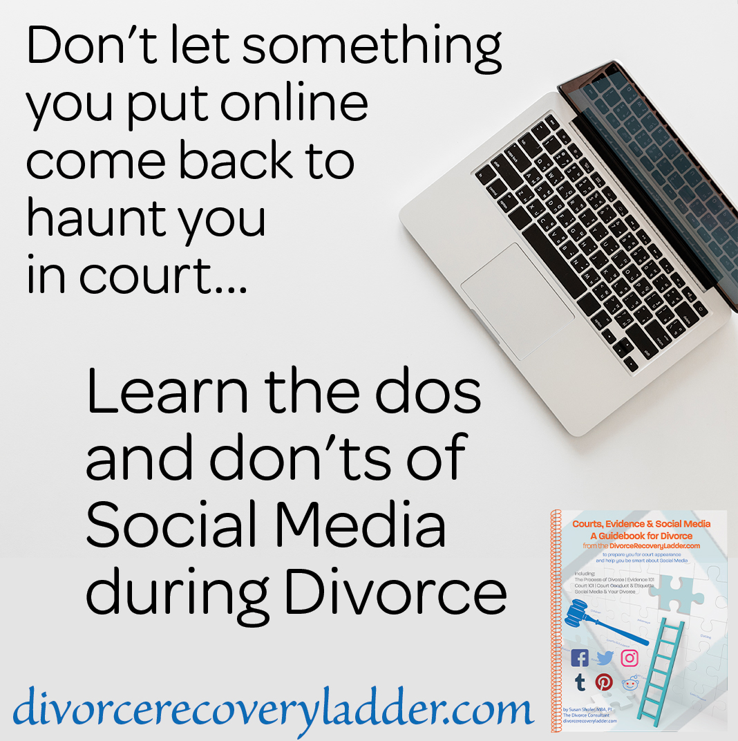 Dos and Don'ts of Social Media During Divorce