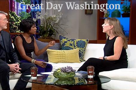 Susan Shofer Interviewed on Great Day Washington