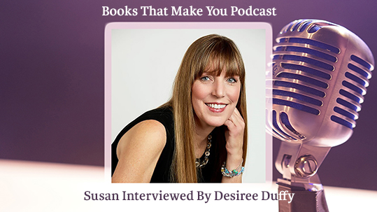 Susan Shofer | Books That Make You Podcast
