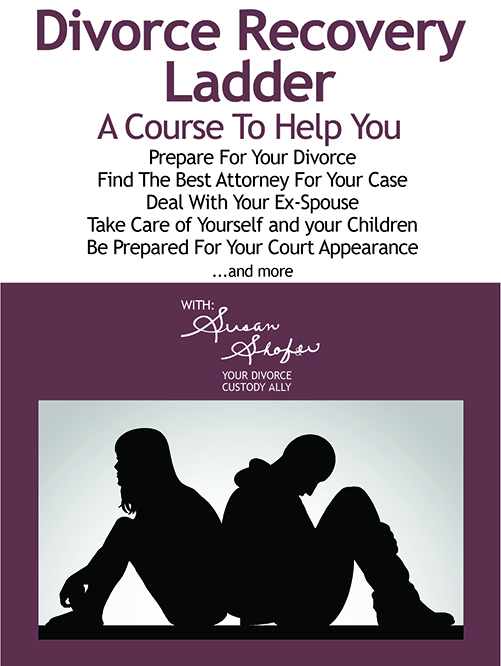Divorce Recovery Ladder Course